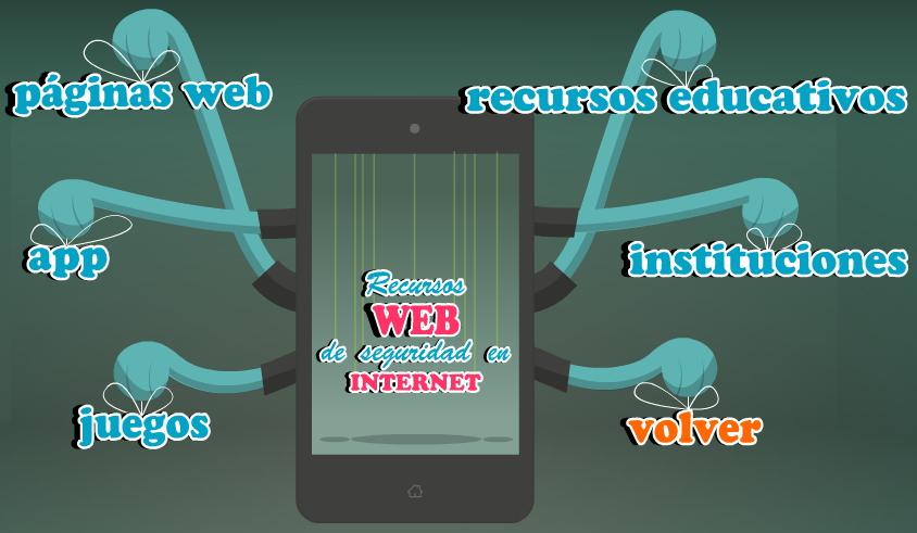 Recursos web de seguridad en internet. Vacaciones de verano 2015