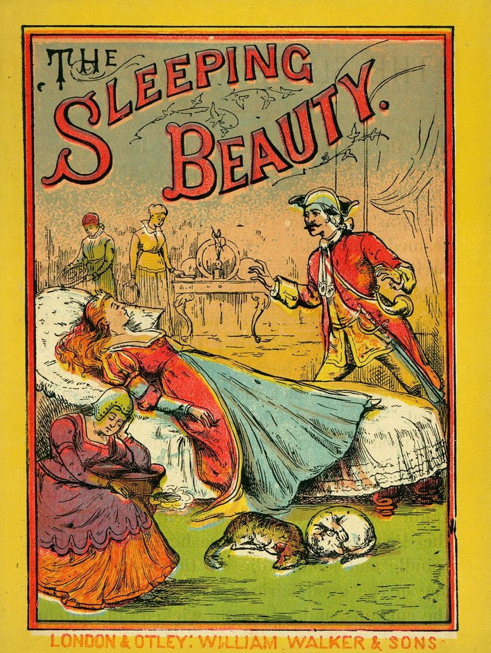 Sleeping beauty (International Children's Digital Library)