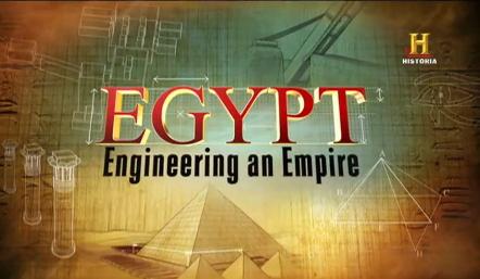 Egipto: La construcción de un imperio (Canal Historia)