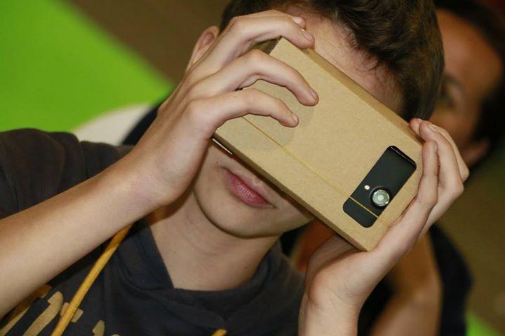 Realidad Virtual Inmersiva y Educación - Taller Espiral en Barcelona