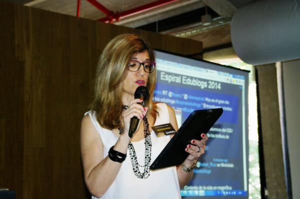 Primeros recuerdos de Edublogs por Isabel Ruiz