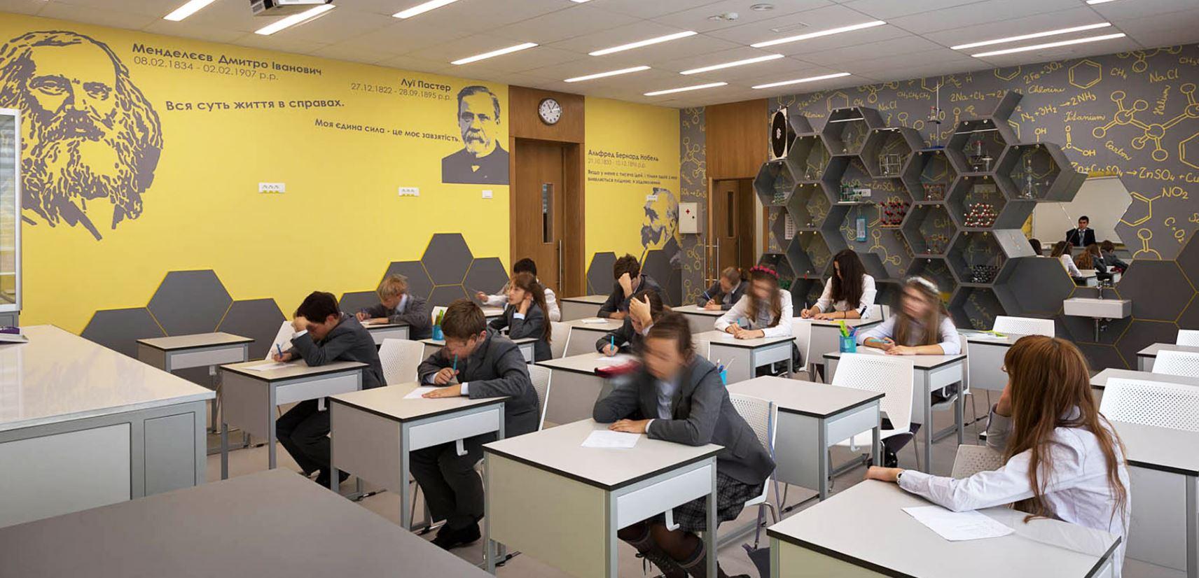 El diseño de escuelas para aprender