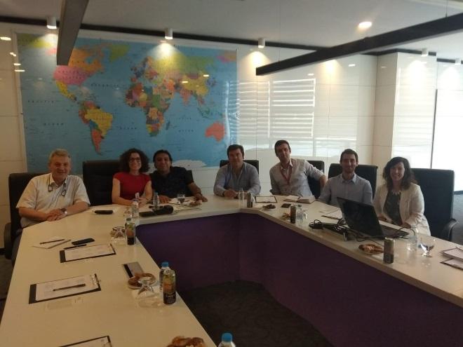 IV encuentro proyecto Eurostars