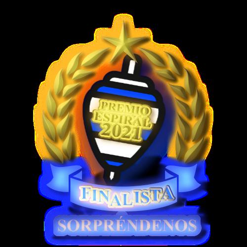 Finalistas Premio Espiral 2021