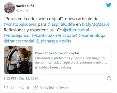 Claves de la virtualidad educativa en el último mes del 2020