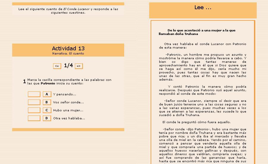 El Cuento Didactalia Material Educativo