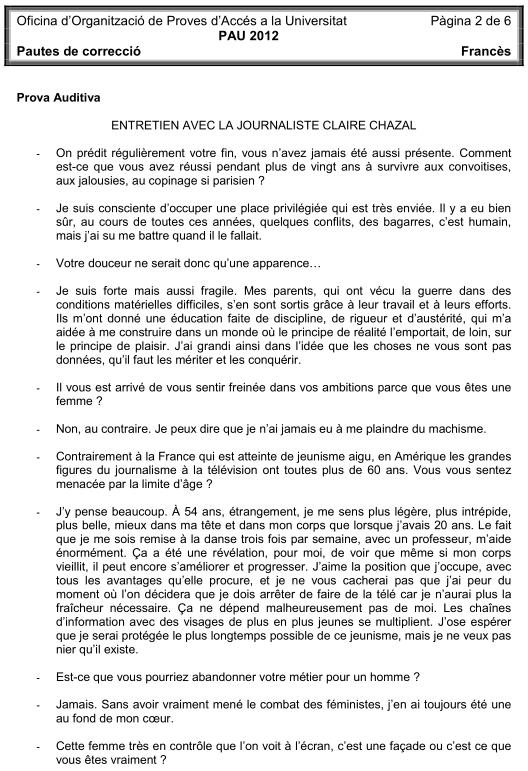 Francés Soluciones Cataluña
