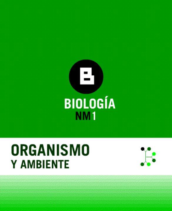 organismo y ambiente