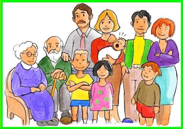 Family - Didactalia: material educativo