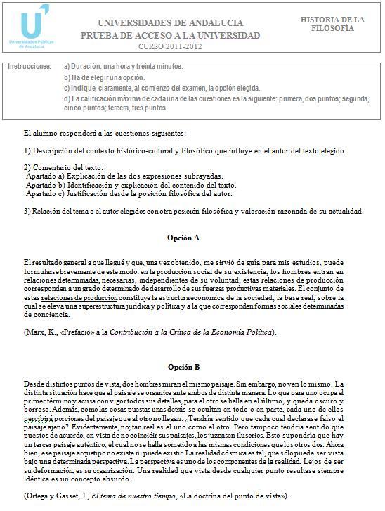 Filosofía 6 Andalucía