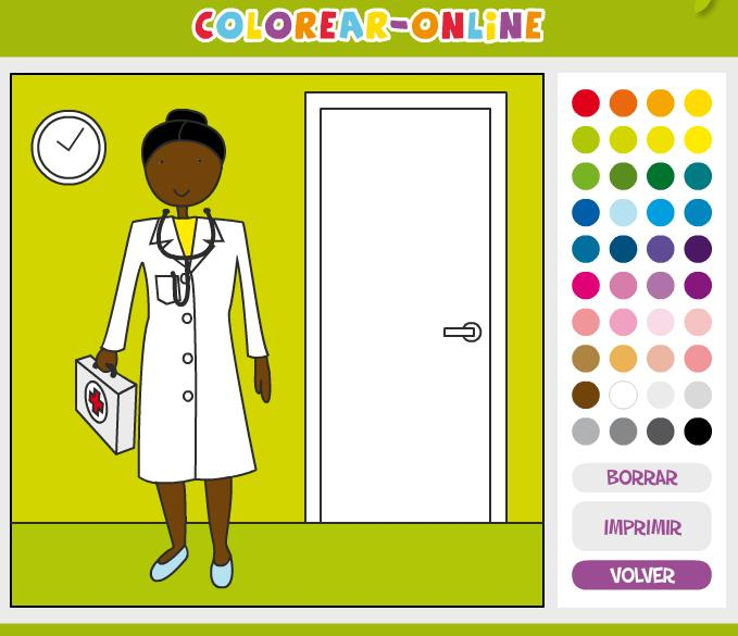 Dibujos para colorear e imprimir (colorear online.