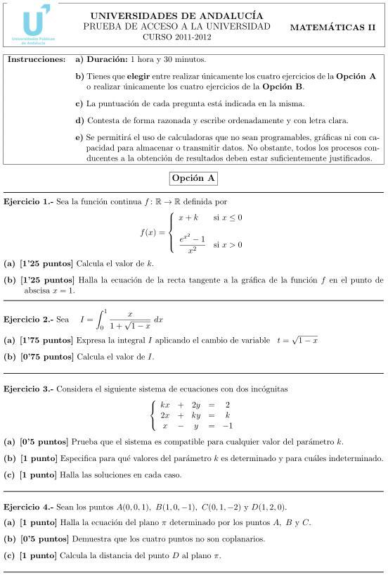 Matemáticas 3 Andalucía