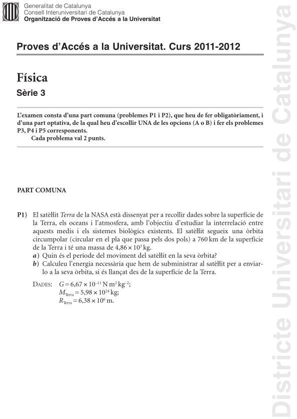 Física Cataluña