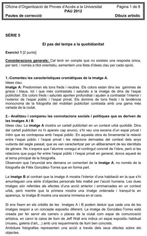 Dibujo artístico Soluciones Cataluña