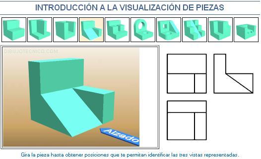 Visualización de piezas 4
