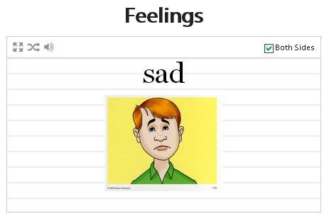 Feelings Vocabulary Quizlet Didactalia Material Educativo