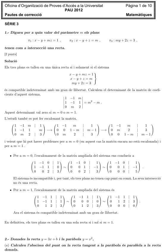 Soluciones Matemáticas Cataluña