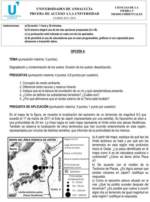 CTMA 1 Andalucía