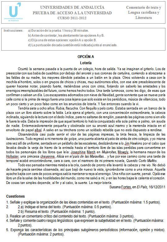 Lengua 4 Andalucía