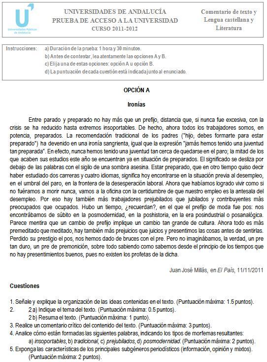 Lengua 5 Andalucía