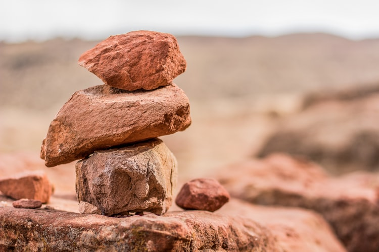 El suelo, las rocas y los minerales