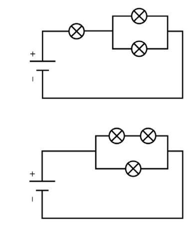 A3 Circuitos eléctricos complejos. Experimento de electricidad para niños de 8 a 12 años. (Instrucciones para el profesorado)