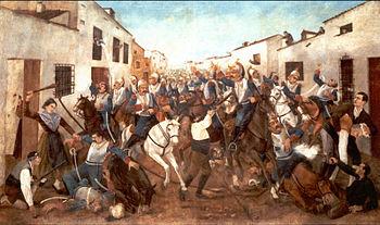 La crisis de 1808: Guerra de la Independencia y revolución política. (Selectividad.tv)