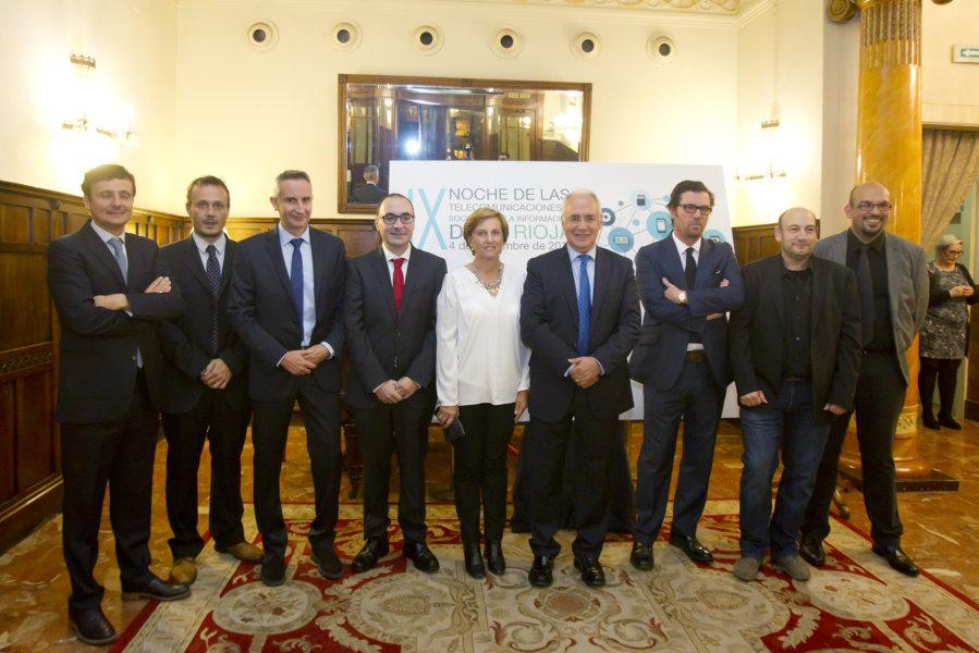 Premios Asociación de Ingenieros de Telecomunicaciones de la Rioja  (AITER)
