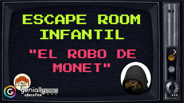 El robo de Monet (escape room)