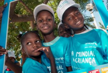 Ideas para celebrar en el aula el Día Mundial de los Niños. UNICEF
