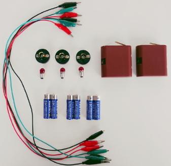 A3.1 Conexión en paralelo. Experimento de electricidad para niños de 8 a 12 años