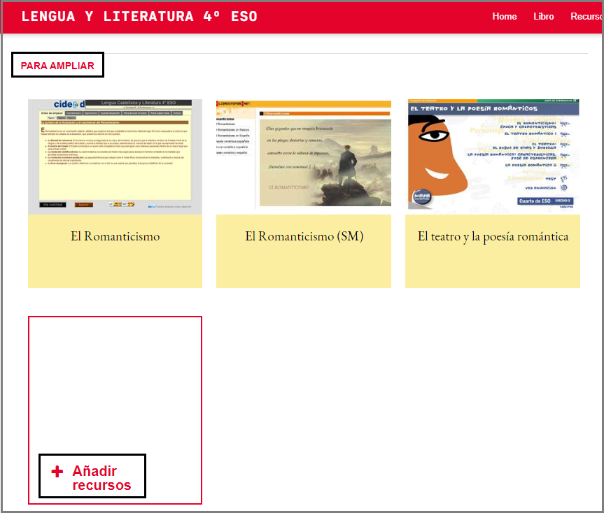 ¿Cómo comparto contenidos de la colección de Didactalia en las lecciones de mis clases? (Clases Didactalia)