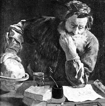 Arquímedes y el volumen