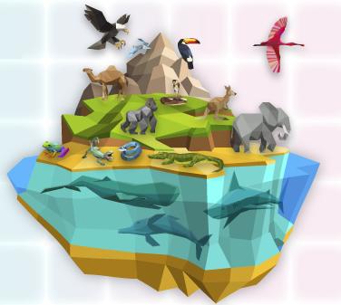 Vertebrados: los animales más evolucionados (Proyecto Crea)