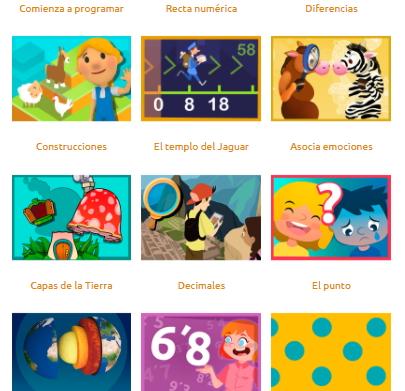 Juegos educativos infantiles online gratis - Smile and Learn