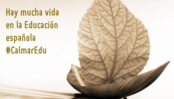 Hay mucha vida en la Educación española #CalmarEdu. Resultados del debate educativo promovido por la Asociación Educación Abierta