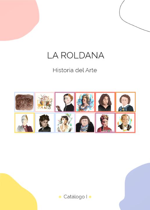 La Roldana plataforma: catálogo I