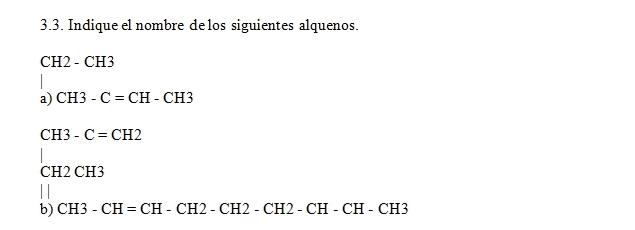 ejercicios química orgánica (educarchile)