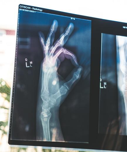 Extremidades: La mano. Práctica para niños de 4 a 7 años