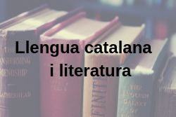 Llengua catalana i literatura. EvAU 2019