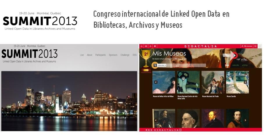 MisMuseos: Premio LODLAM SUMMIT 2013