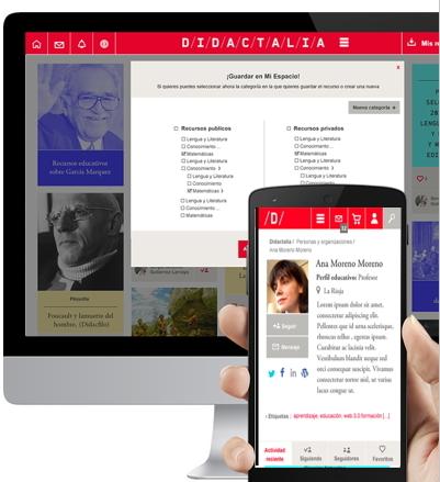 Los beneficios de ser miembro de Didactalia