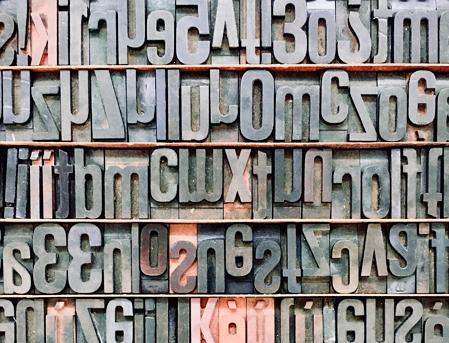 Las letras y los números: un cóctel perfecto