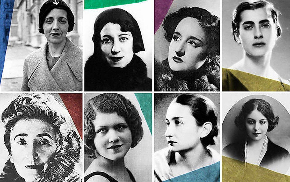 Mujeres con historia