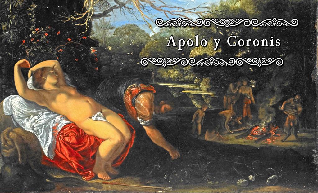 Apolo y Coronis