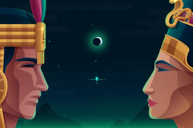 El enigma entre la cultura Inca y Egipcia