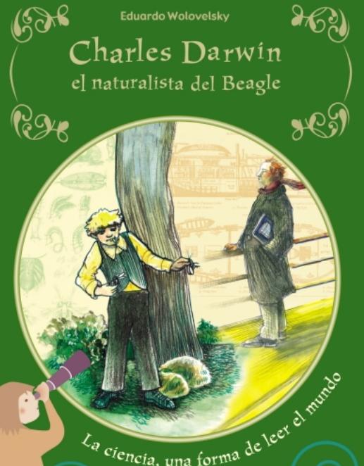 Charles Darwin, el naturalista del Beagle