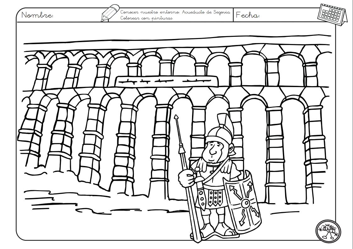 1ª Ficha de Entorno Cultural y Natural: Acueducto de Segovia