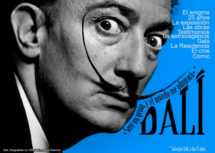 Salvador Dalí: