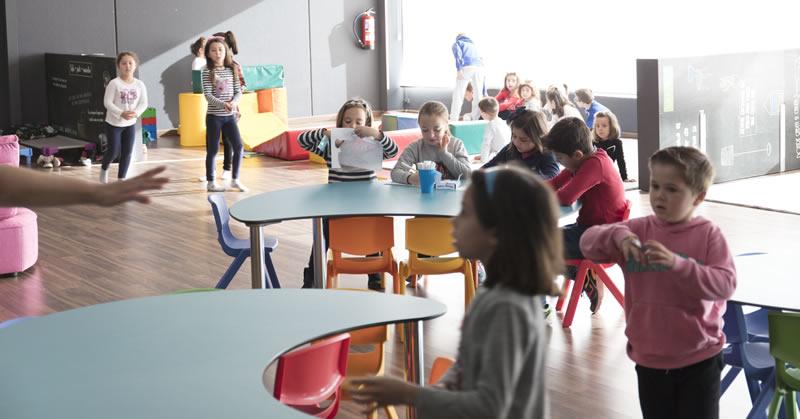 Centros de educación infantil en las empresas. La verdadera conciliación.